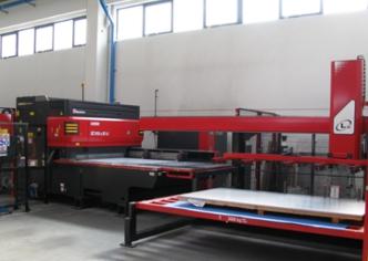 taglio laser lamiera acciaio inox, ferro e alluminio