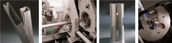 taglio laser tubo acciaio inox e ferro